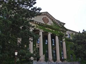 Taberet Hall Ottawa U
